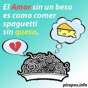 El amor sin un beso