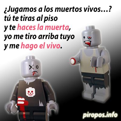 Muertos vivos Piropos.INFO